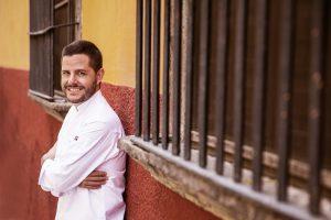 Olivier Deboise es el nuevo chef de Áperi