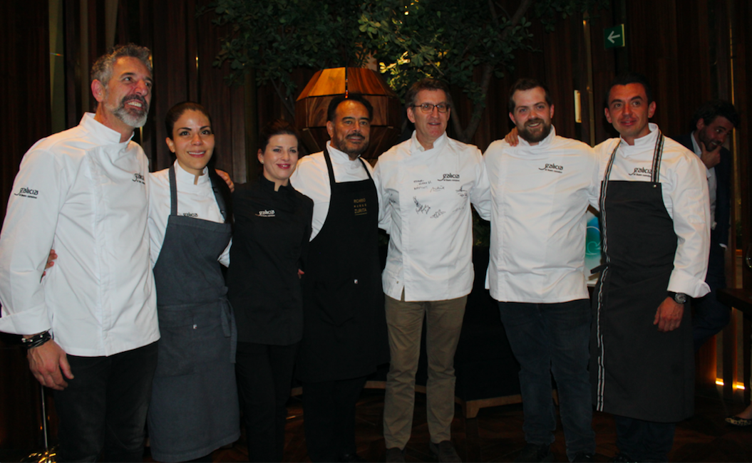 Galicia y México, un encuentro gastronómico