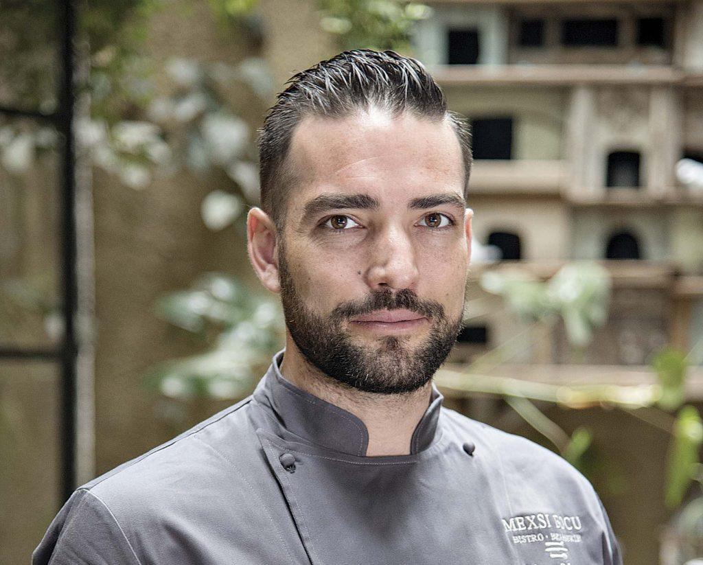 Diarios de cocina con el chef Diego Sobrino
