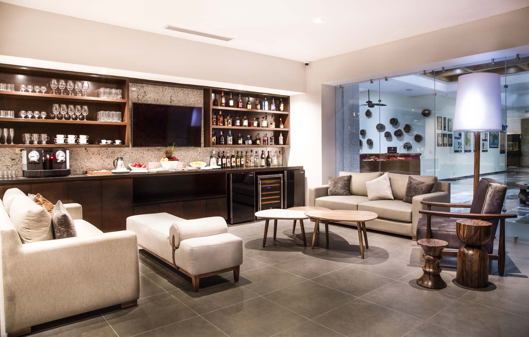 El Cid Hotels and Resorts, modernismo puro