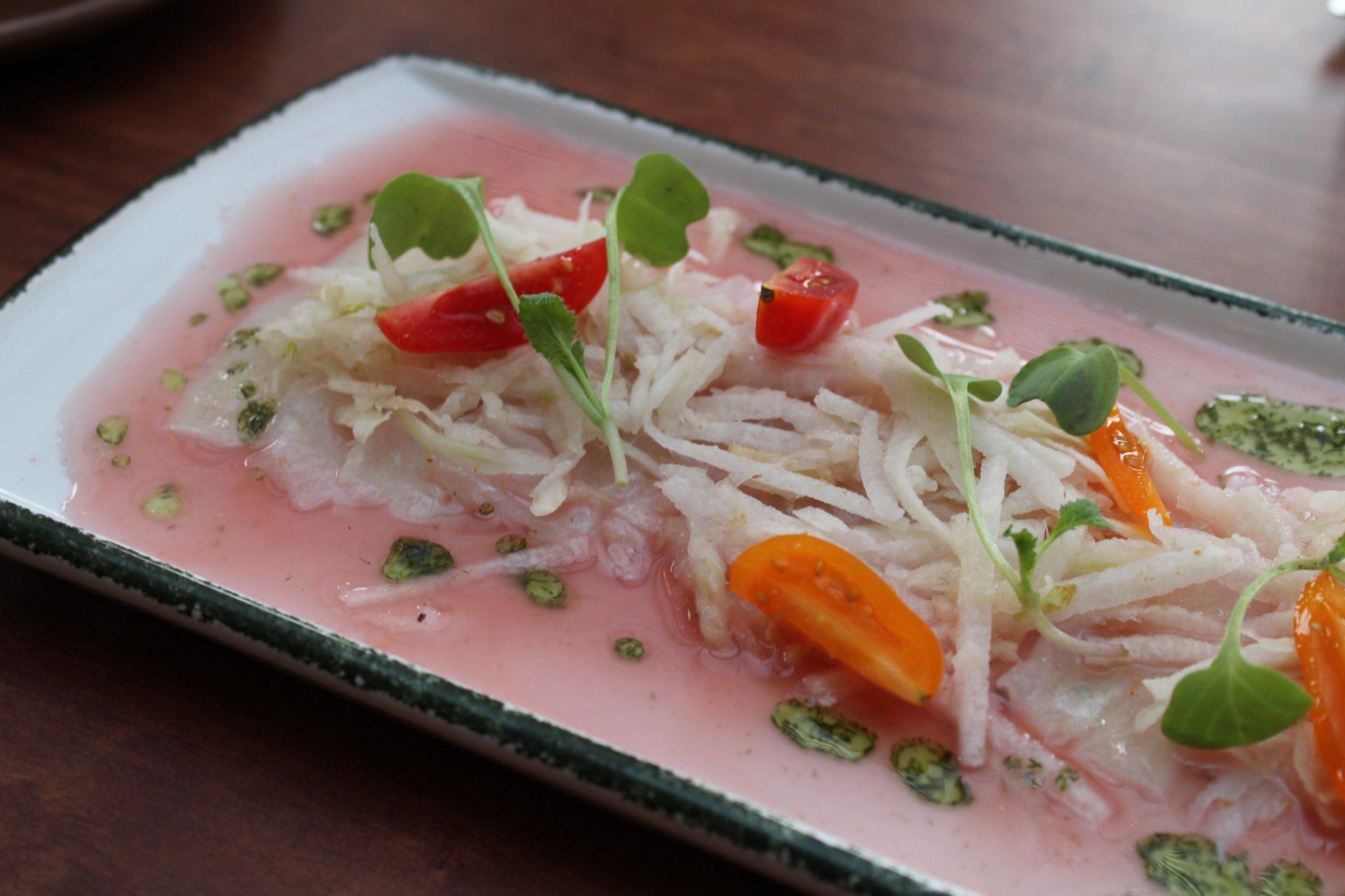 Terraza Cha Cha Chá, sabores a la mexicana