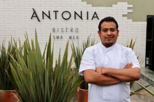 Diarios de Cocina con el chef Alejandro Cuatepotzo
