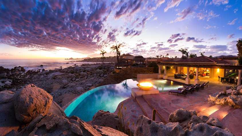 Piscinas infinitas para unas vacaciones de ensueño