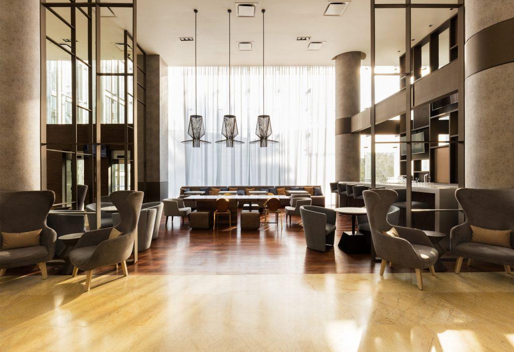 Double Tree by Hilton Santa Fe, la opción confortable