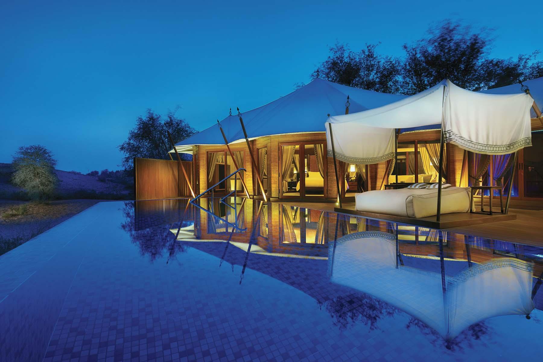 The Ritz-Carlton Ras Al Khaimah: opulencia arábica