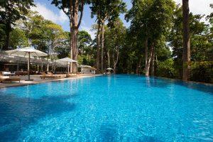 Taj Exotica Resort & Spa: naturaleza paradisiaca