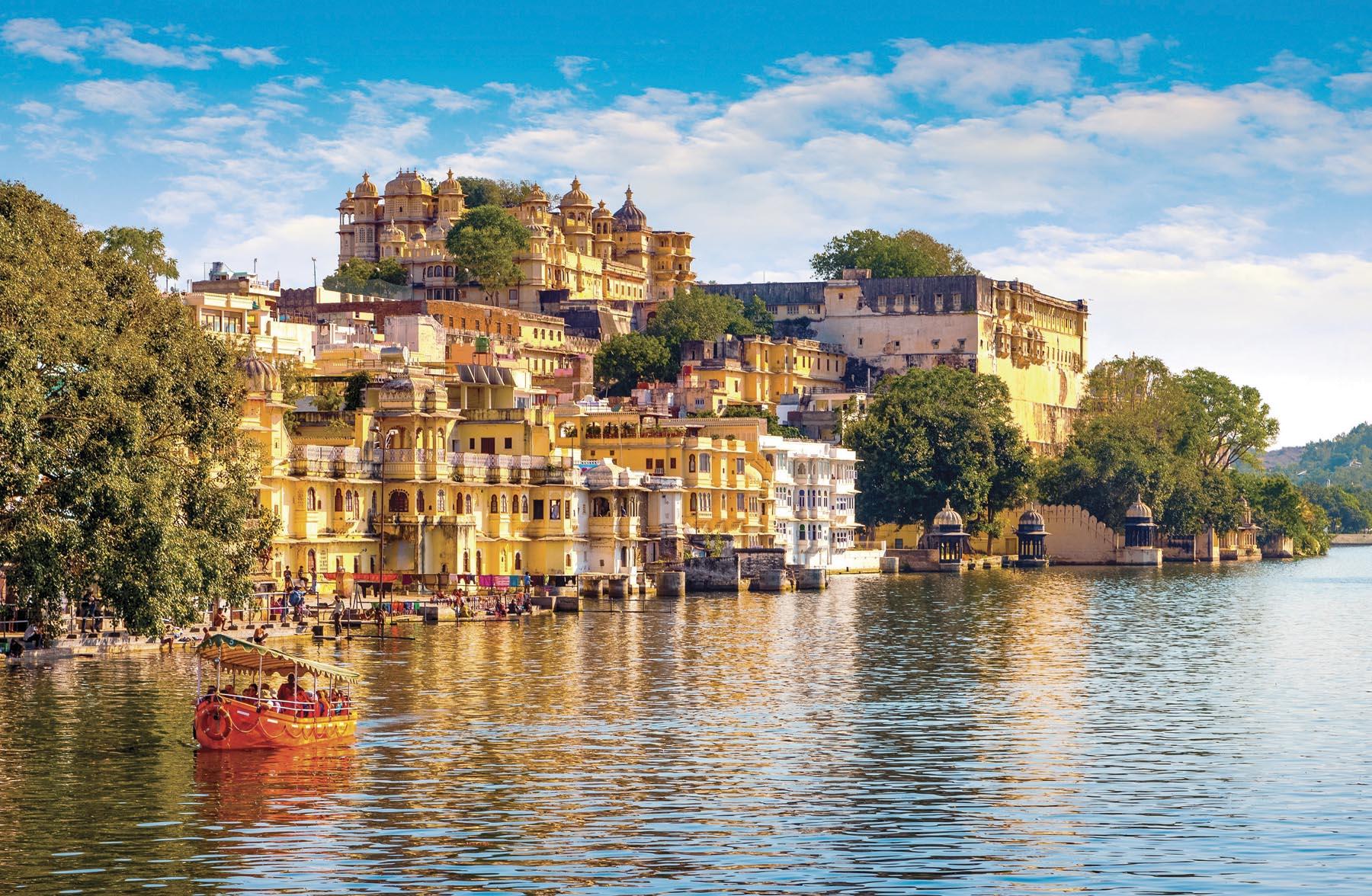 Udaipur, joya hindú