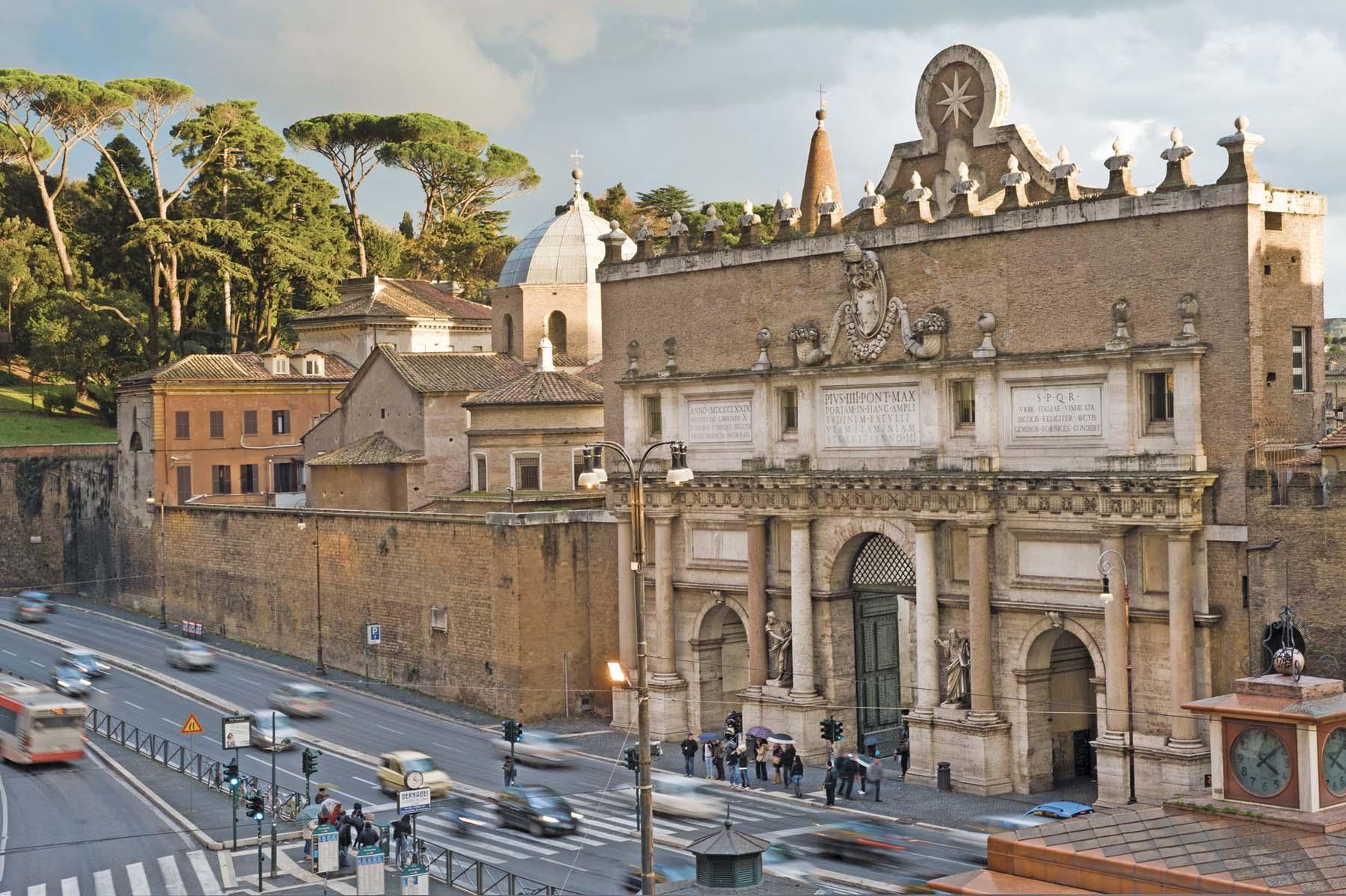 Roma belleza hist rica for Oficina turismo roma
