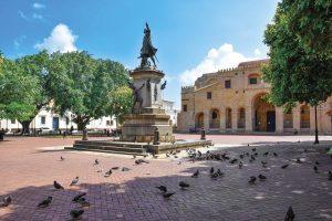 Santo Domingo, con sabor caribeño