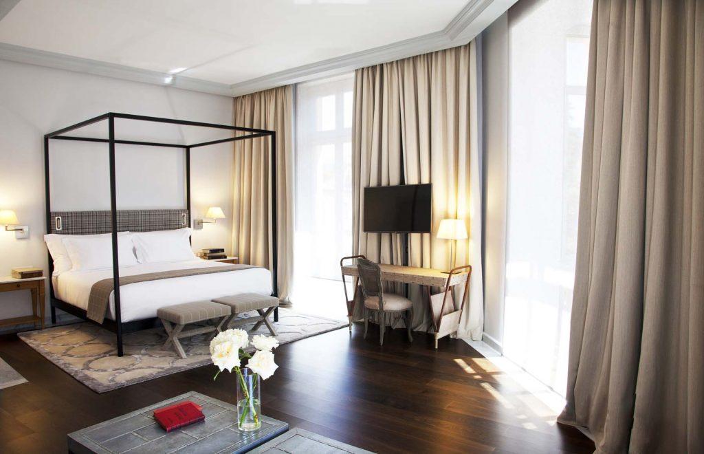 URSO Hotel & Spa: lujo madrileño
