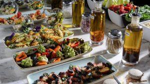 Desayunos más que saludables en Barceló México Reforma