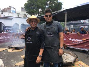 Los Maestros de la Parrilla invadieron la Ciudad de México
