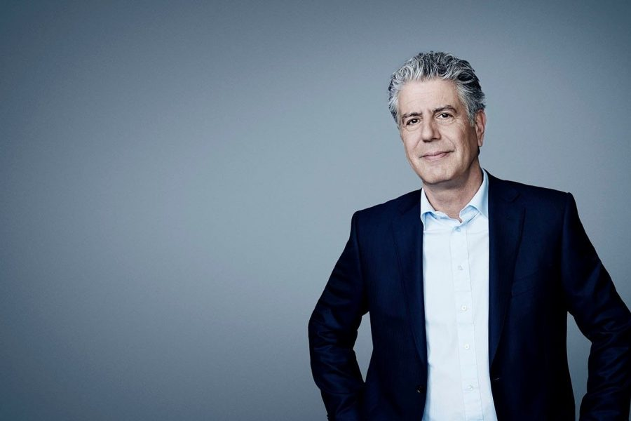 Anthony Bourdain, el chef irreverente y honesto
