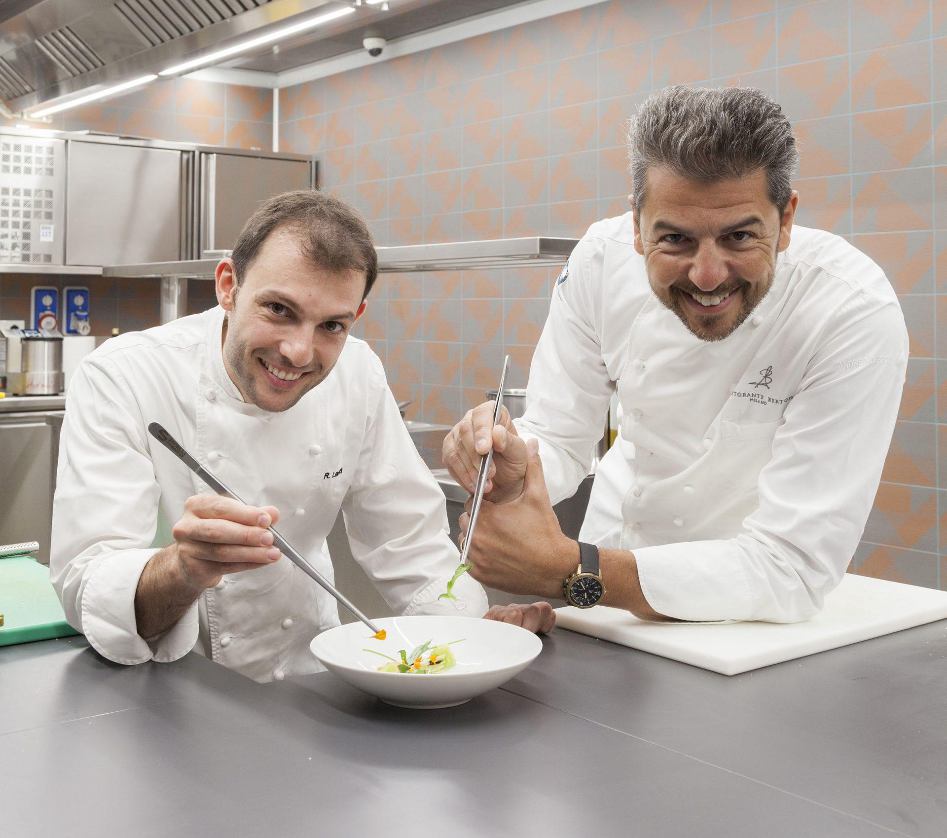 Restaurante Berton Al Lago gana su primera estrella Michelin