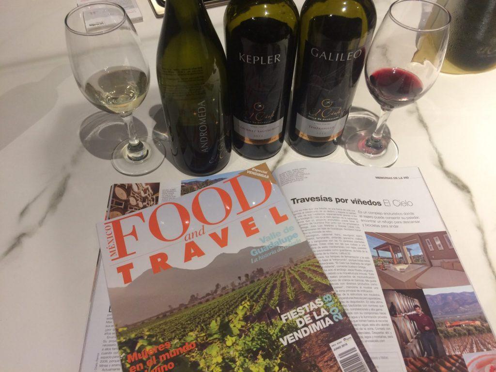 Celebramos nuestra edición especial de Vendimias Food and Travel