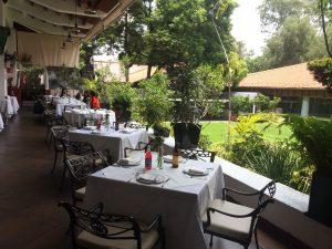 25 años del restaurante El Tajín