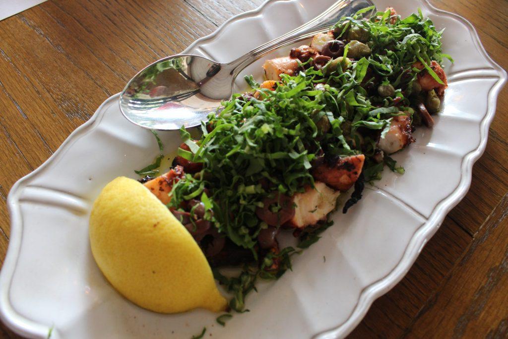 Mythos Cibeles, dimensión de sabores griegos