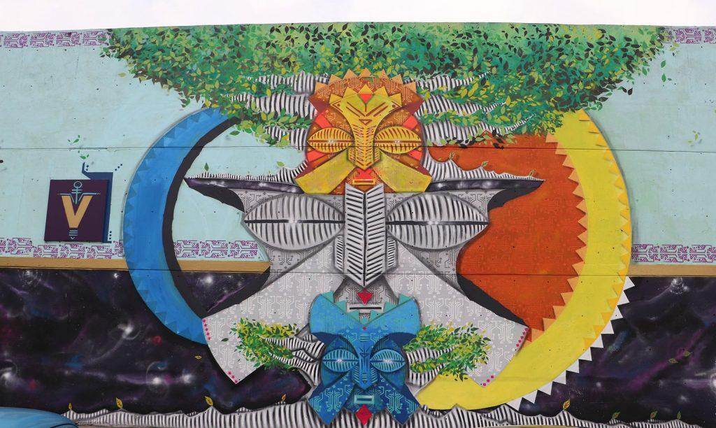 Central de Muros, arte en el mercado