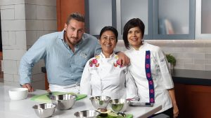 Taste and Travel en el Gourmet México y Latinicity de Chicago