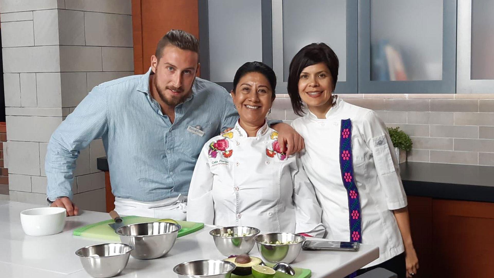 Taste and Travel en el Gourmet México y Latinicity de Chicago