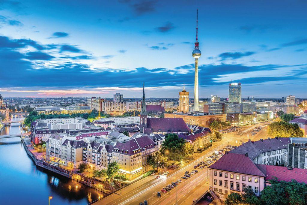 Berlín: destino sensorial
