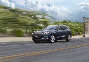 Comodidad al máximo con Buick Enclave 2018