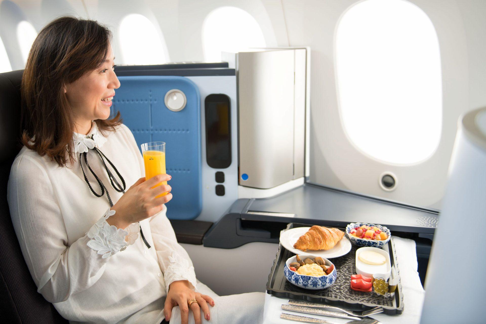 KLM te lleva la comida de chefs holandeses en el aire