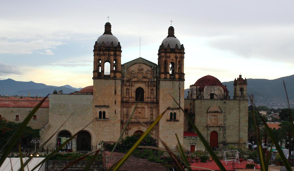 Terraza Pitiona, una mirada a Oaxaca
