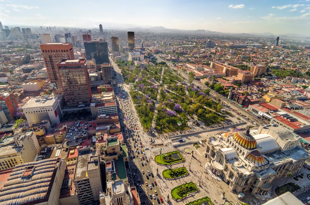 Explora la Ciudad de México con Airbnb