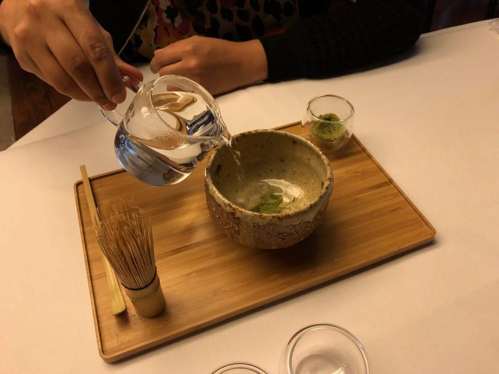 Jaso creó delicioso menú de postres con matcha