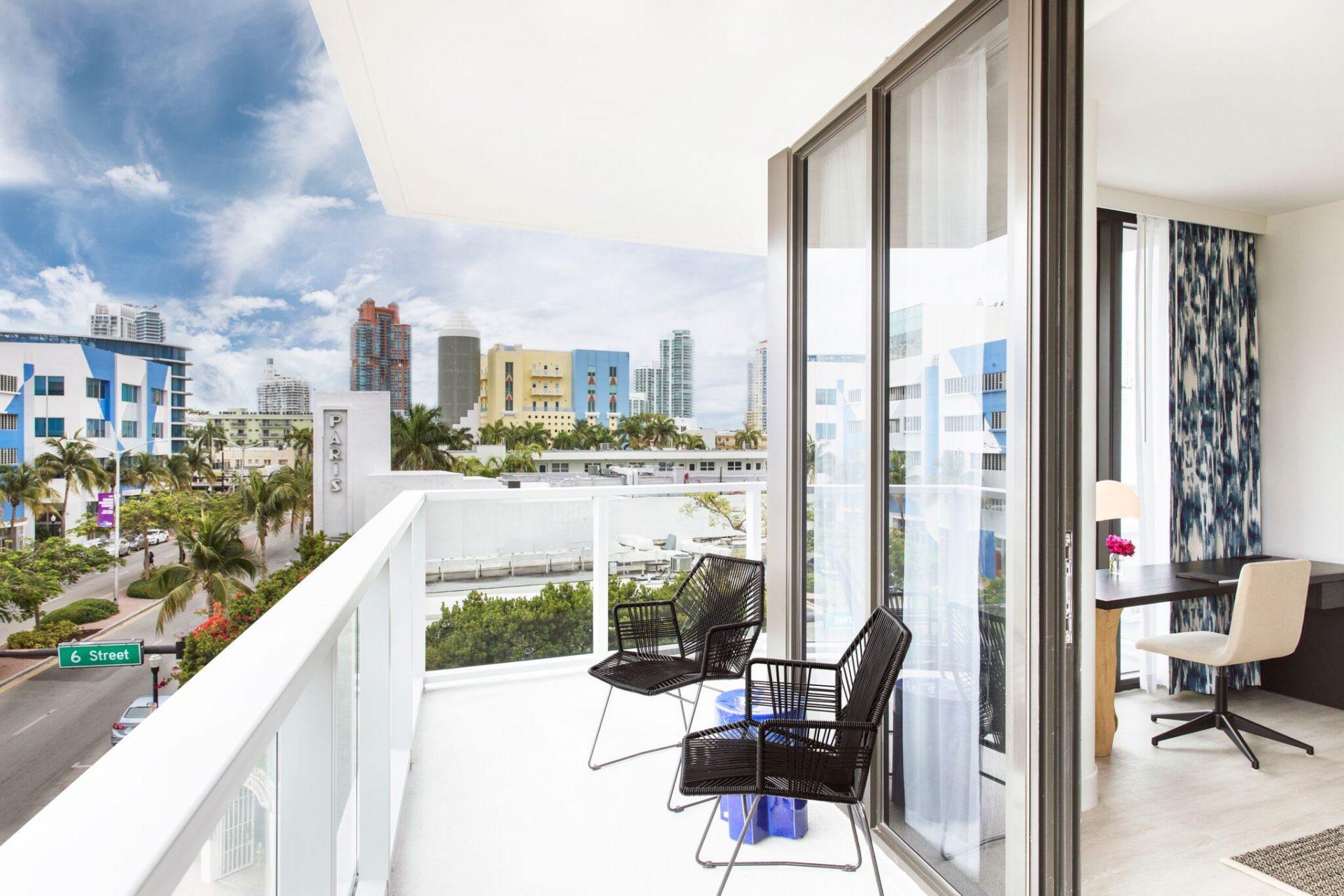 Kimpton Angler's Hotel South Beach, refugio de relajación
