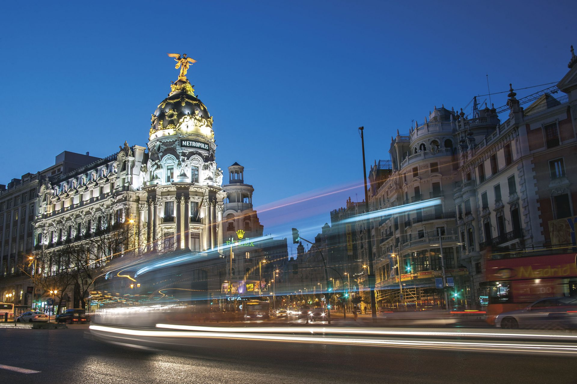 Dónde comer en Madrid