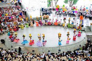 La Guelaguetza pone de fiesta a Oaxaca