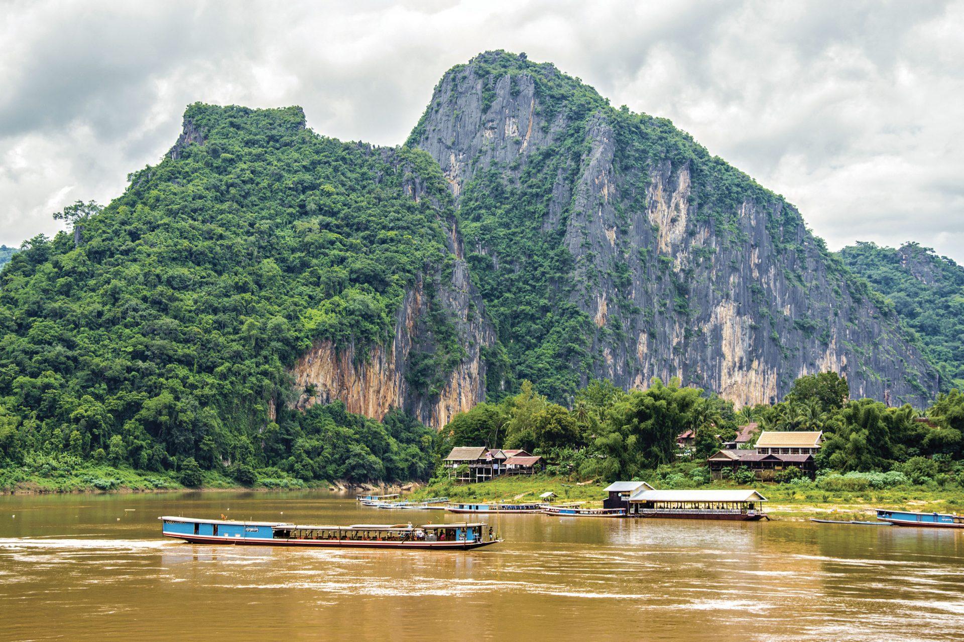 Luang Prabang, caudal de culturas y espiritualidad