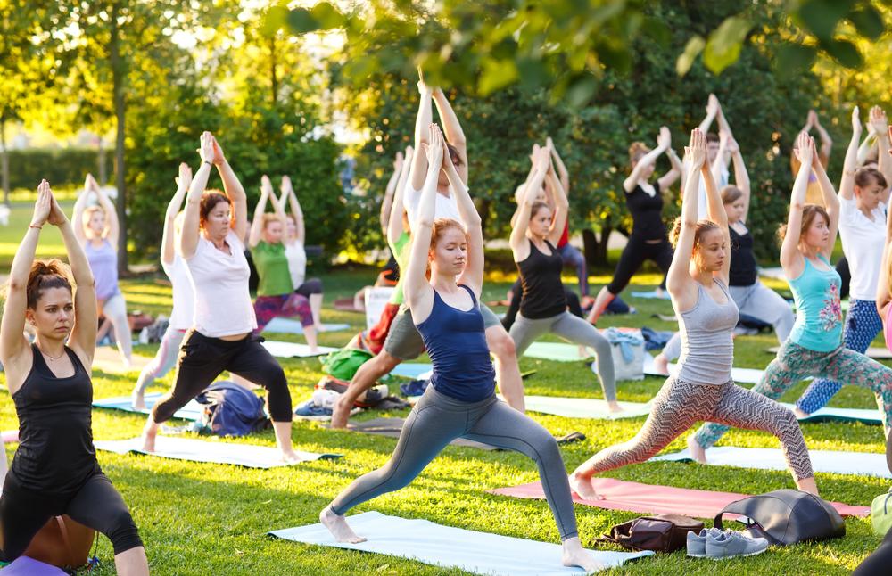 Lugares para hacer yoga en la Ciudad de México