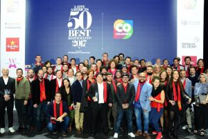 Se aproximan los Latin America's 50 Best Restaurants 2018