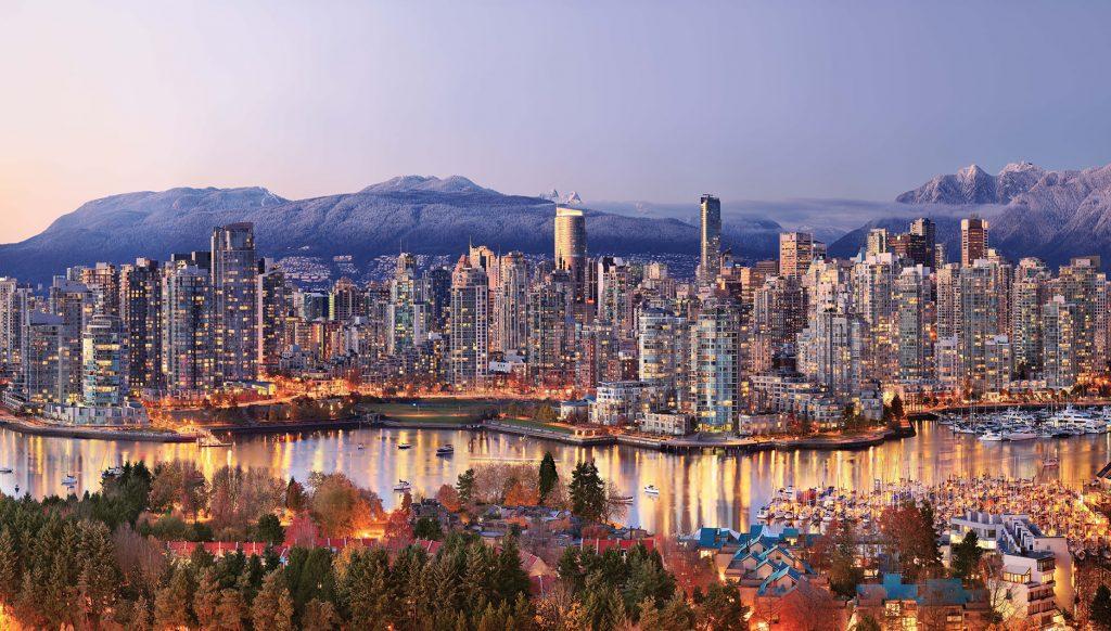 Vancouver, belleza cosmopolita