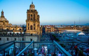 Restaurantes con terraza en la Ciudad de México