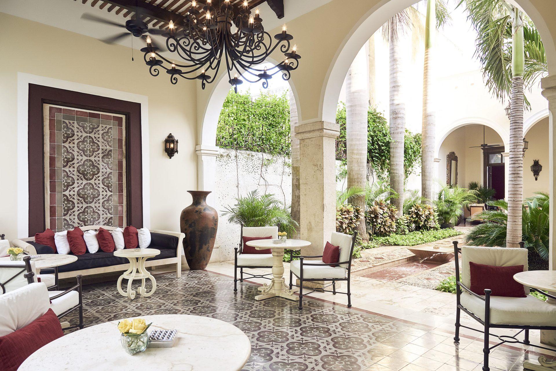 Casa Lecanda Boutique Hotel, de exuberante belleza