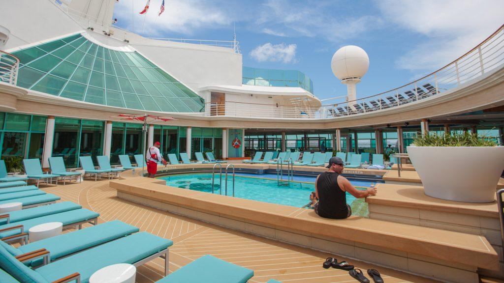 Cruceros de lujo para navegar el Caribe