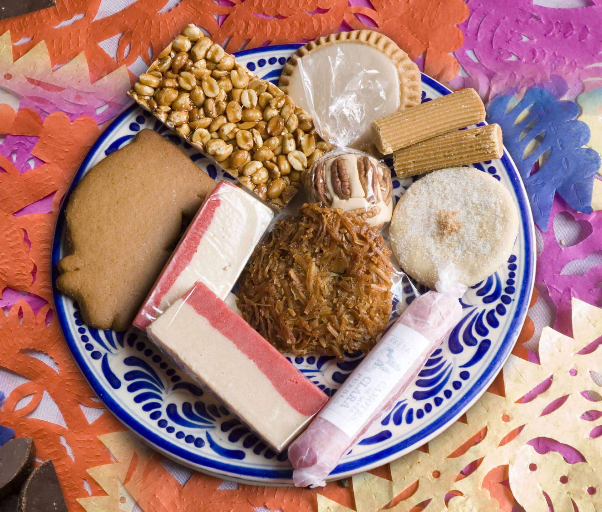 gastronomía poblana