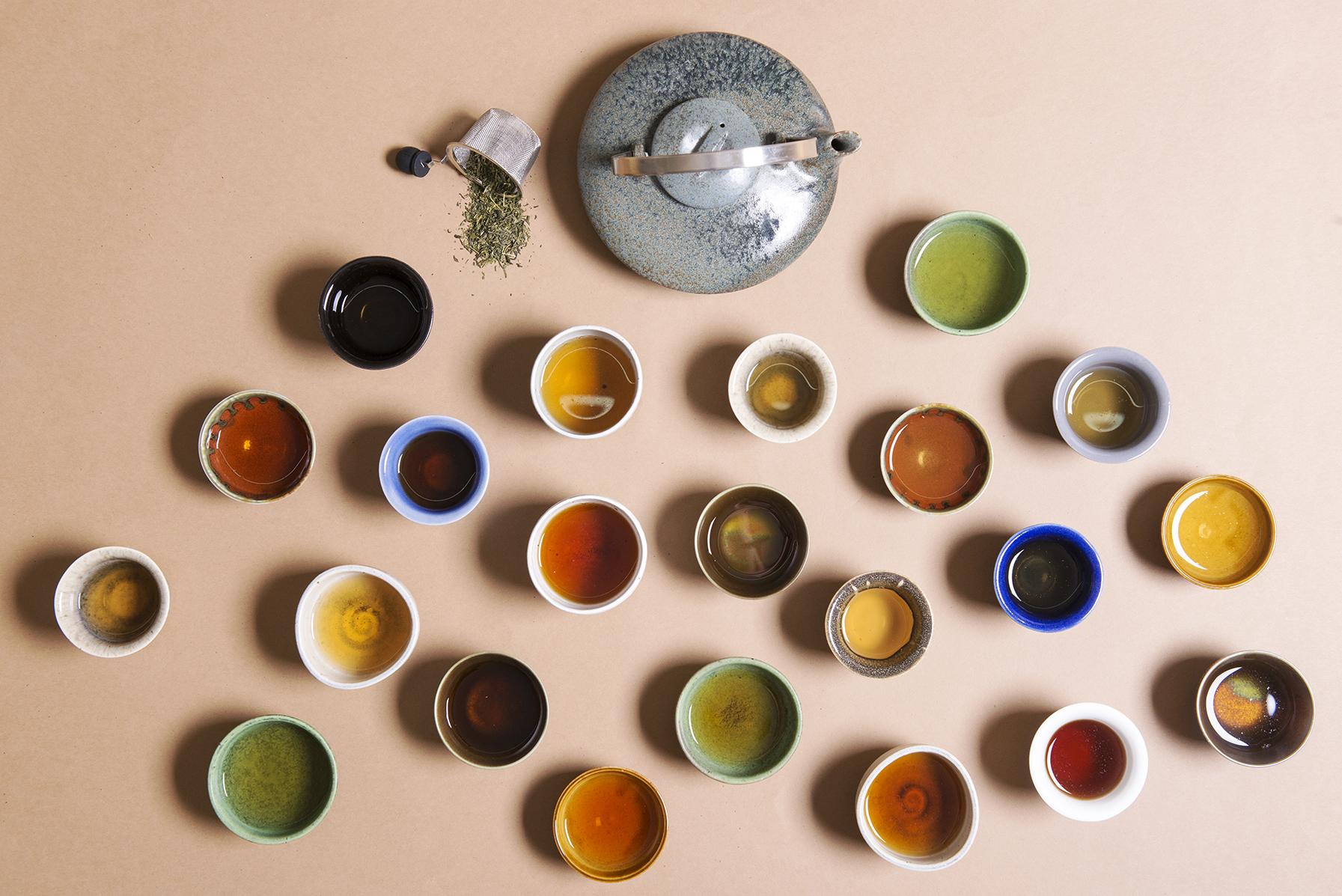 Los protocolos del té