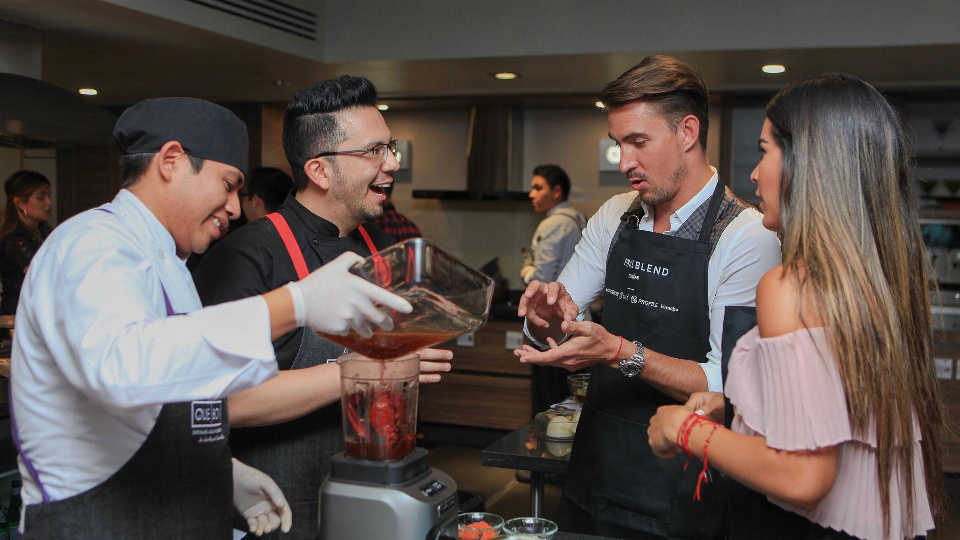 Experiencia Mi Cocina con José Ramón Castillo
