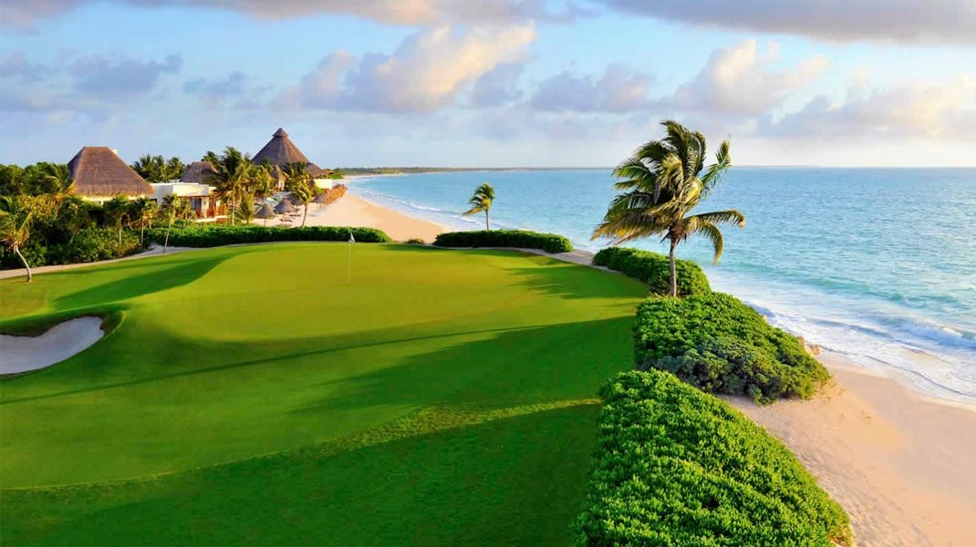 golf en México