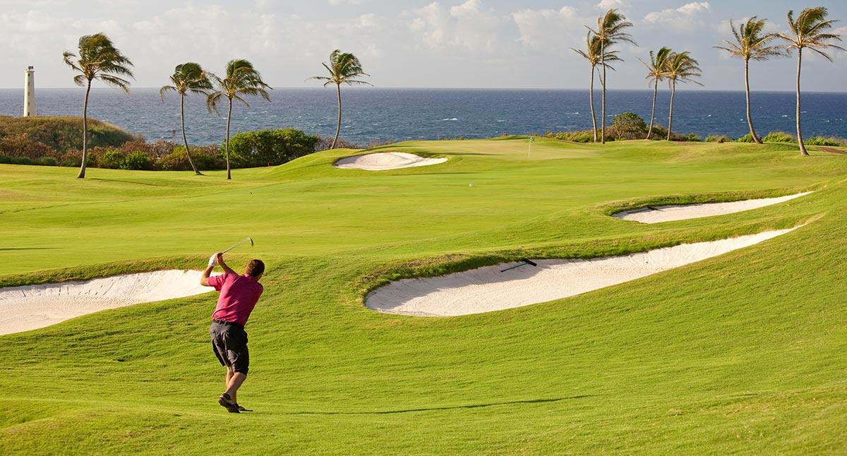 Destinos para jugar golf en México