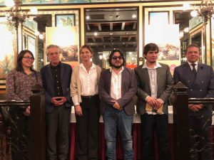 Lipp La Brasserie otorga premio literario
