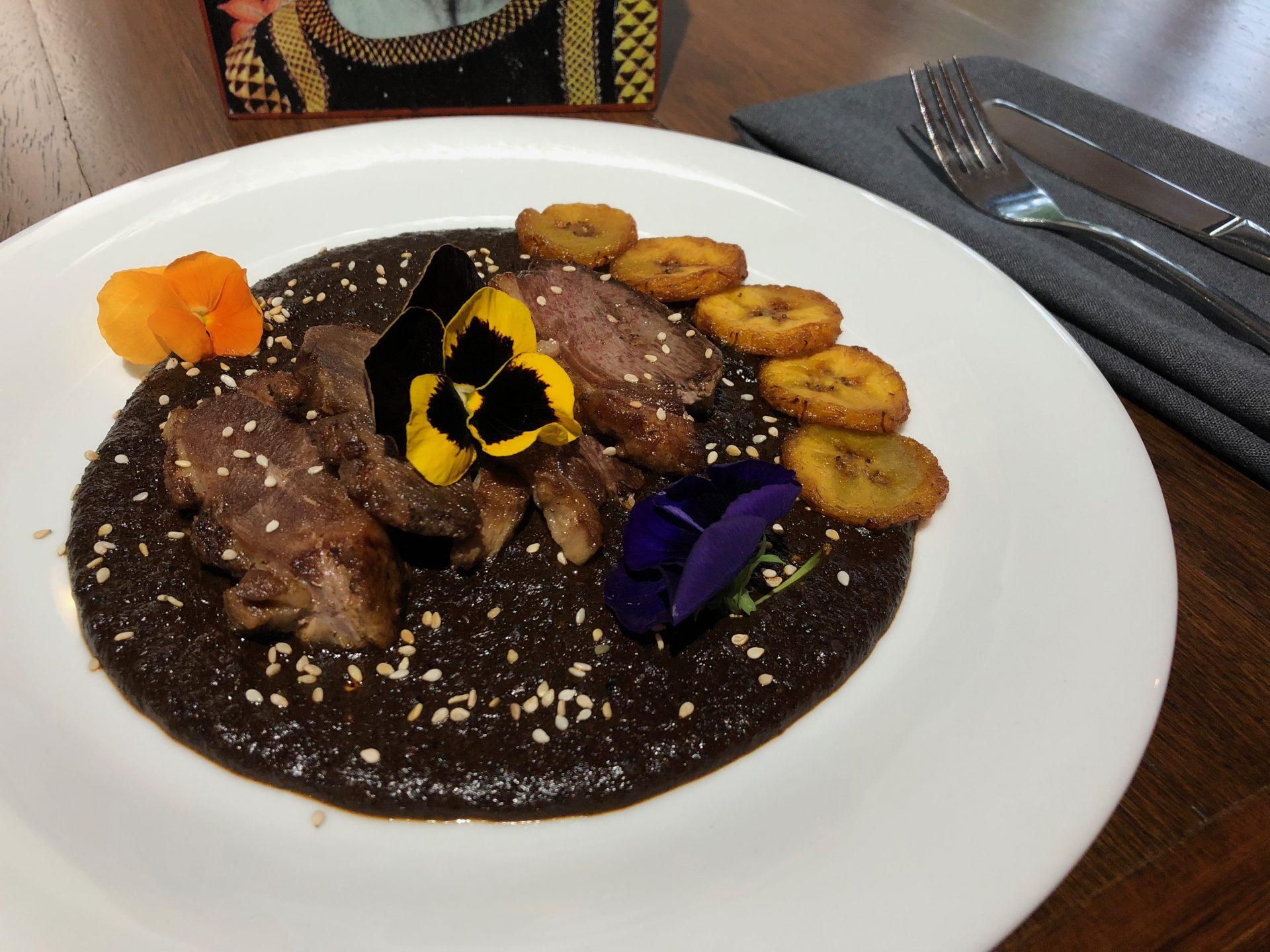 El menú de la boda de Frida y Diego en Frida Restaurante