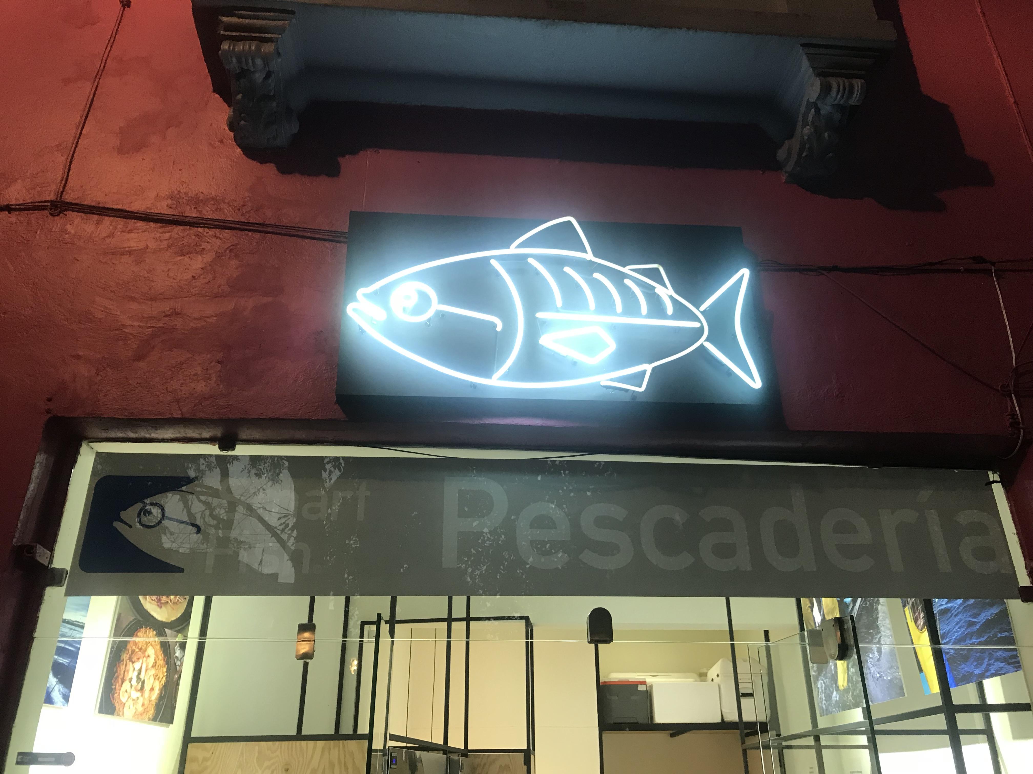 Pescadería responsable