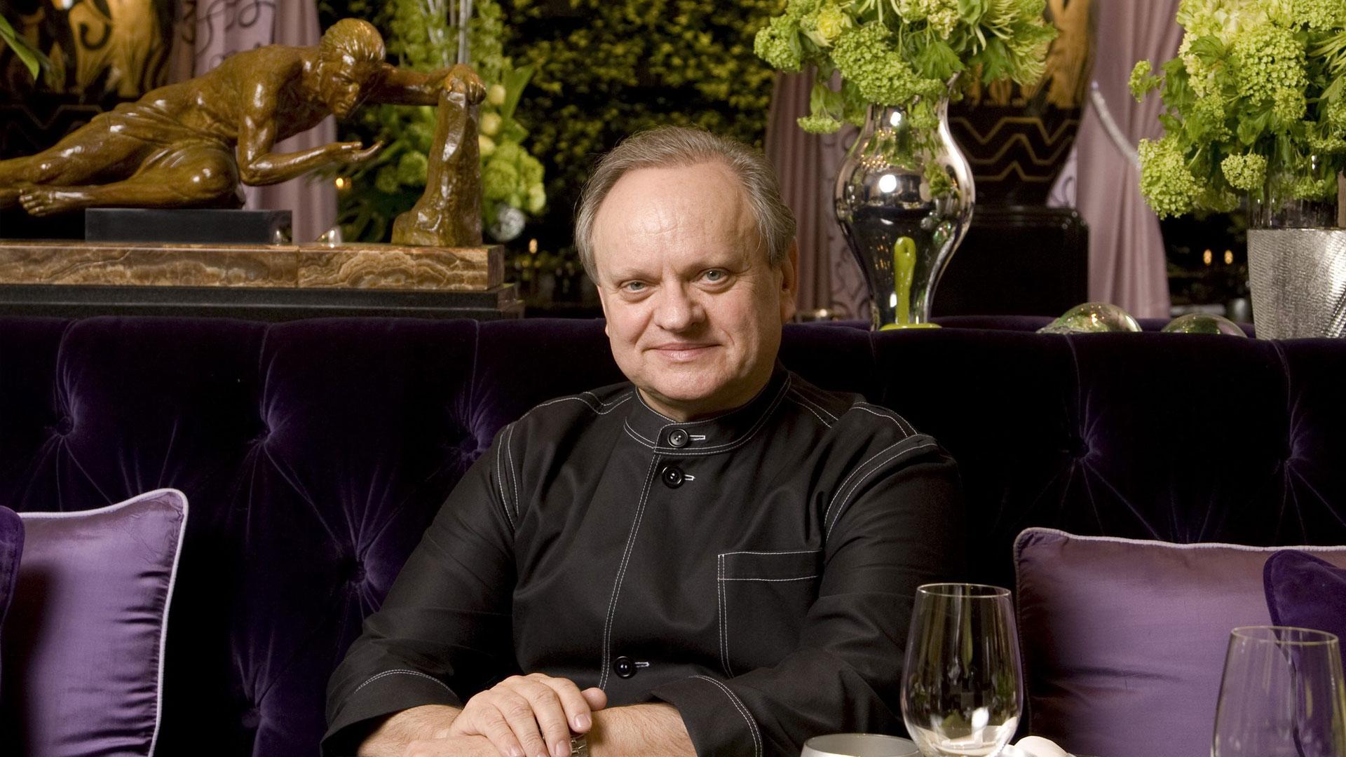 Muere el chef Joël Robuchon