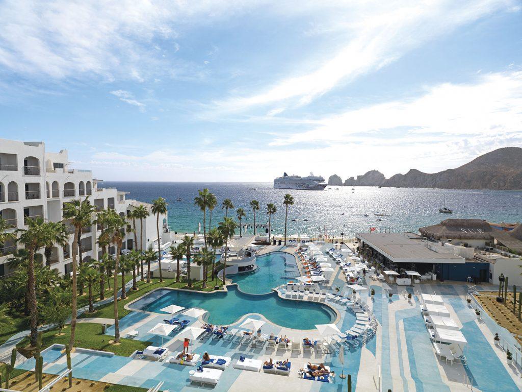 Hoteles de playa: conexión con el mar